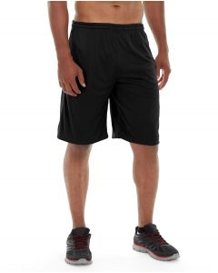 Hawkeye Yoga Short-36-Black