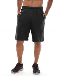 Pierce Gym Short-36-Black